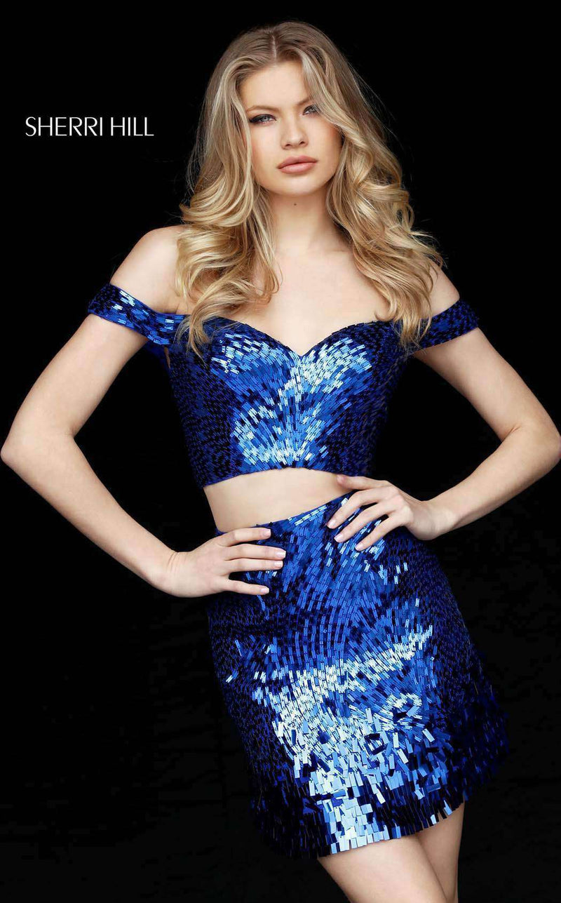 Sherri Hill 51411 Royal