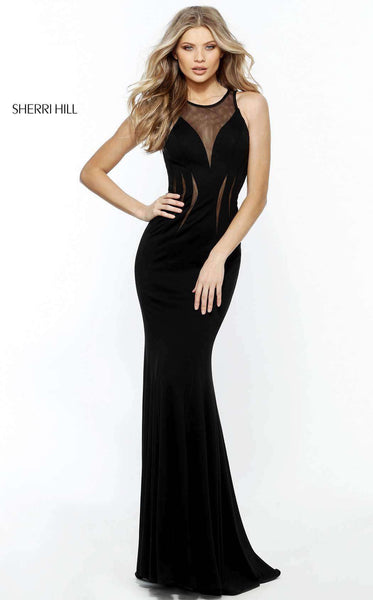 Sherri Hill 51413 Black