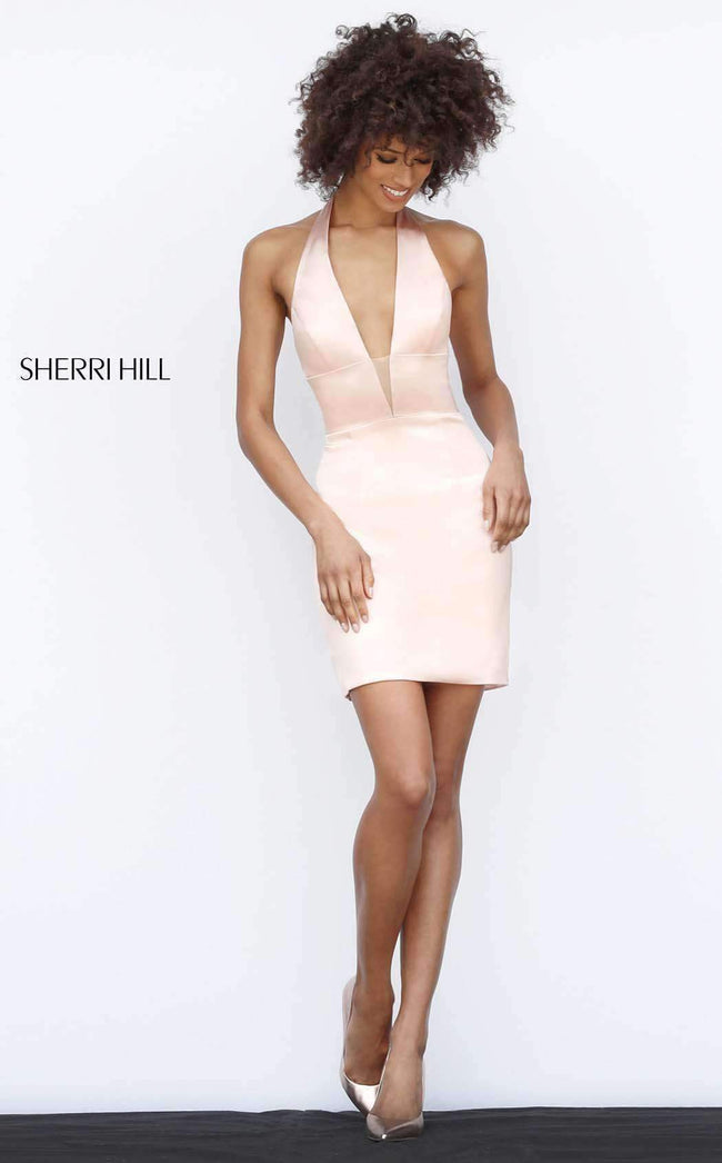Sherri Hill 51420 Blush