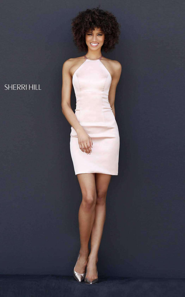 Sherri Hill 51421 Blush