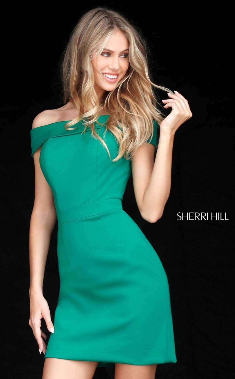 Sherri Hill 51423 Black