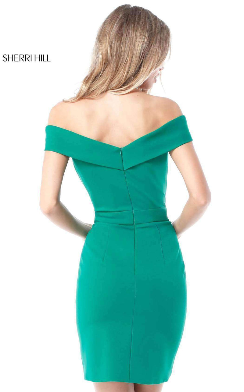 Sherri Hill 51423 Emerald
