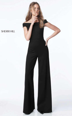 Sherri Hill 51433 Black
