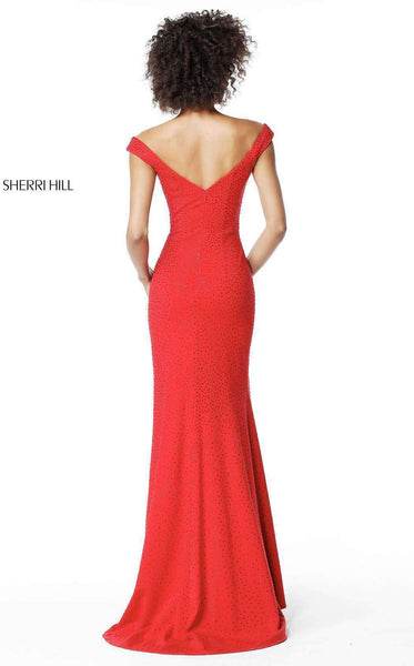 Sherri Hill 51434 Red
