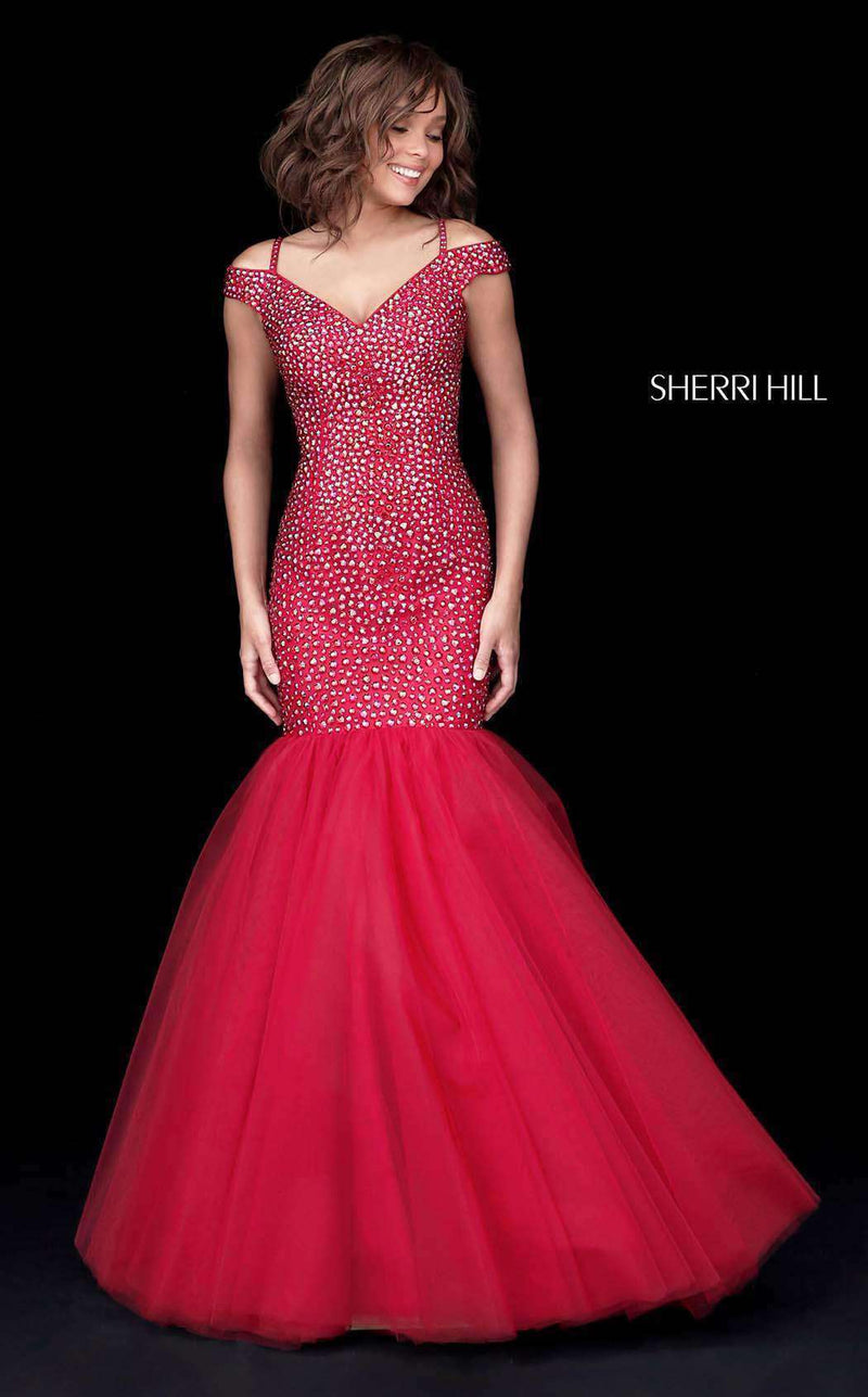 Sherri Hill 51446 Ruby