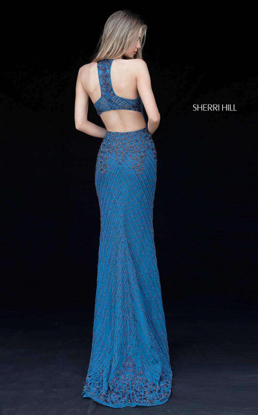 Sherri Hill 51471 Navy