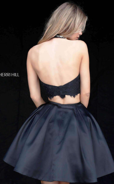 Sherri Hill 51520 Black