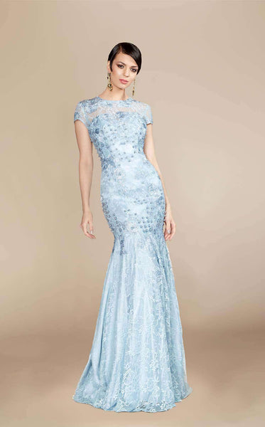MNM Couture 9925 Blue