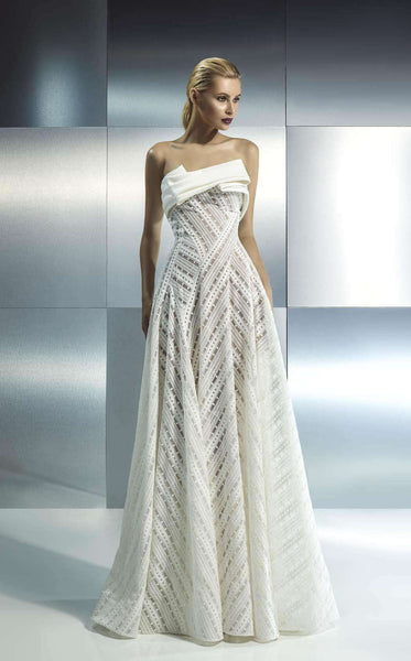 Beside Couture CH1663 Ivory