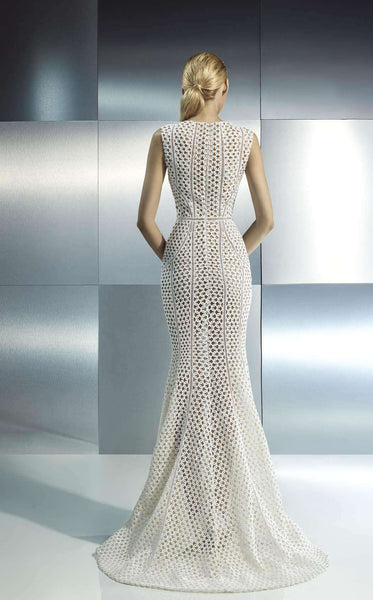Beside Couture CH1661 Ivory