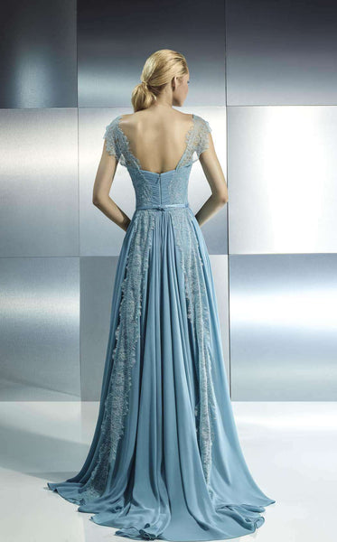 Beside Couture CH1657 Blue