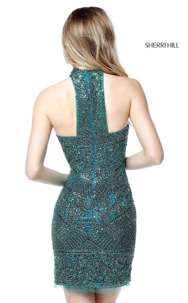 Sherri Hill 51285 Emerald