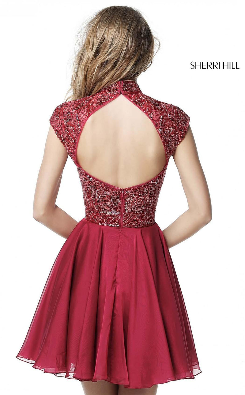 Sherri Hill 51291 Ruby