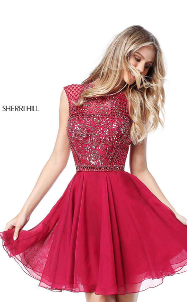 Sherri Hill 51293 Ruby