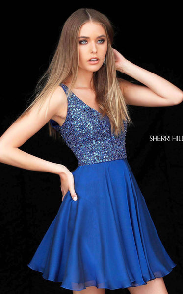 Sherri Hill 51294 Royal