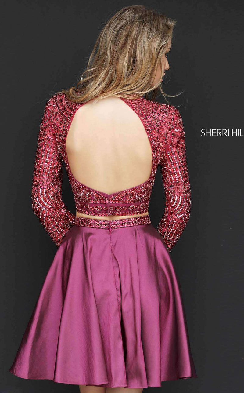 Sherri Hill 51301 Ruby