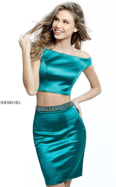 Sherri Hill 51318 Emerald