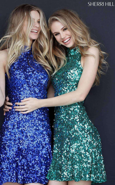 Sherri Hill 51346 Royal