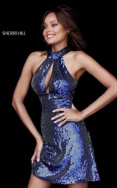 Sherri Hill 51354 Royal