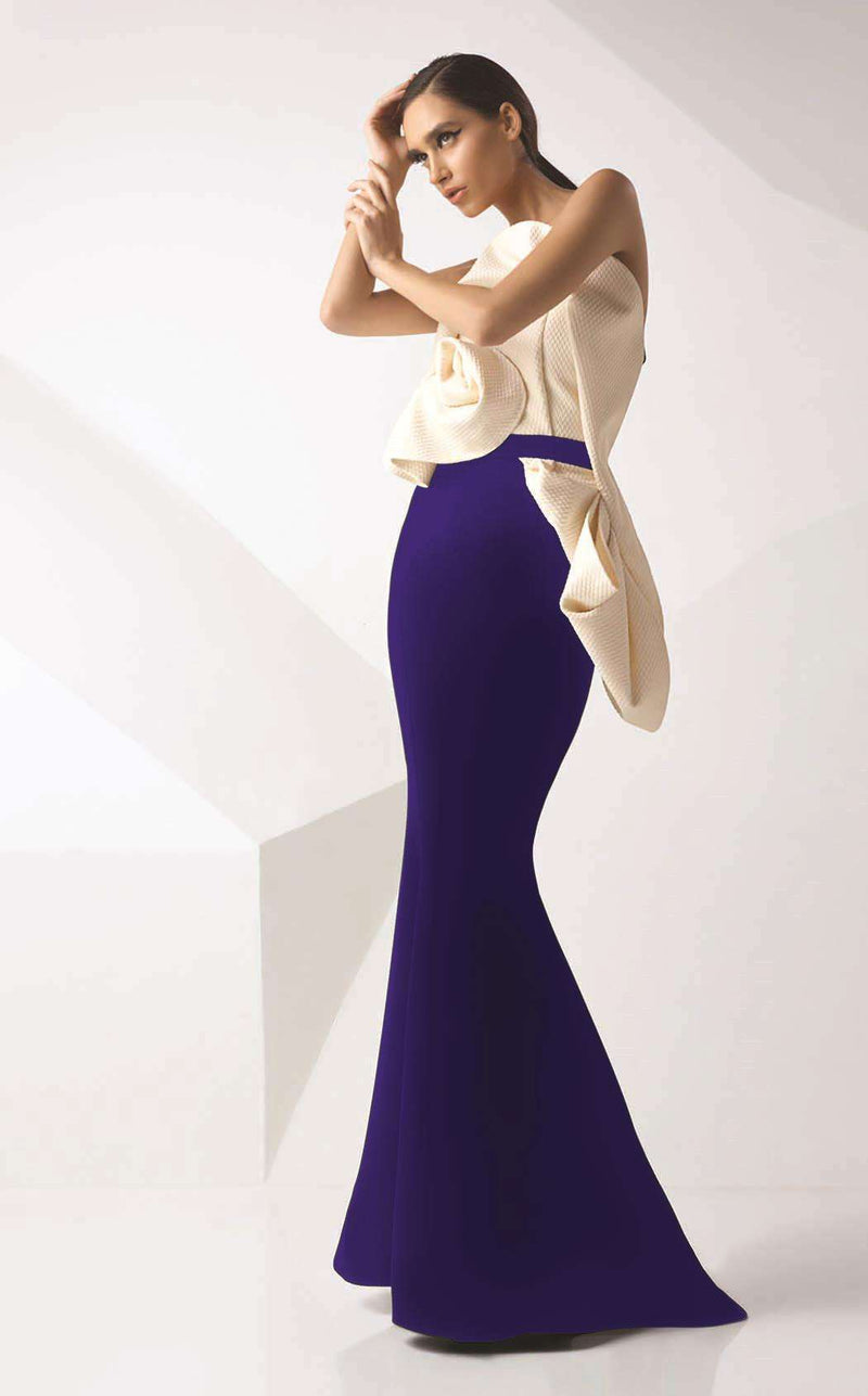 MNM Couture G0774 Purple