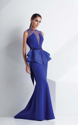 MNM Couture G0787 Blue