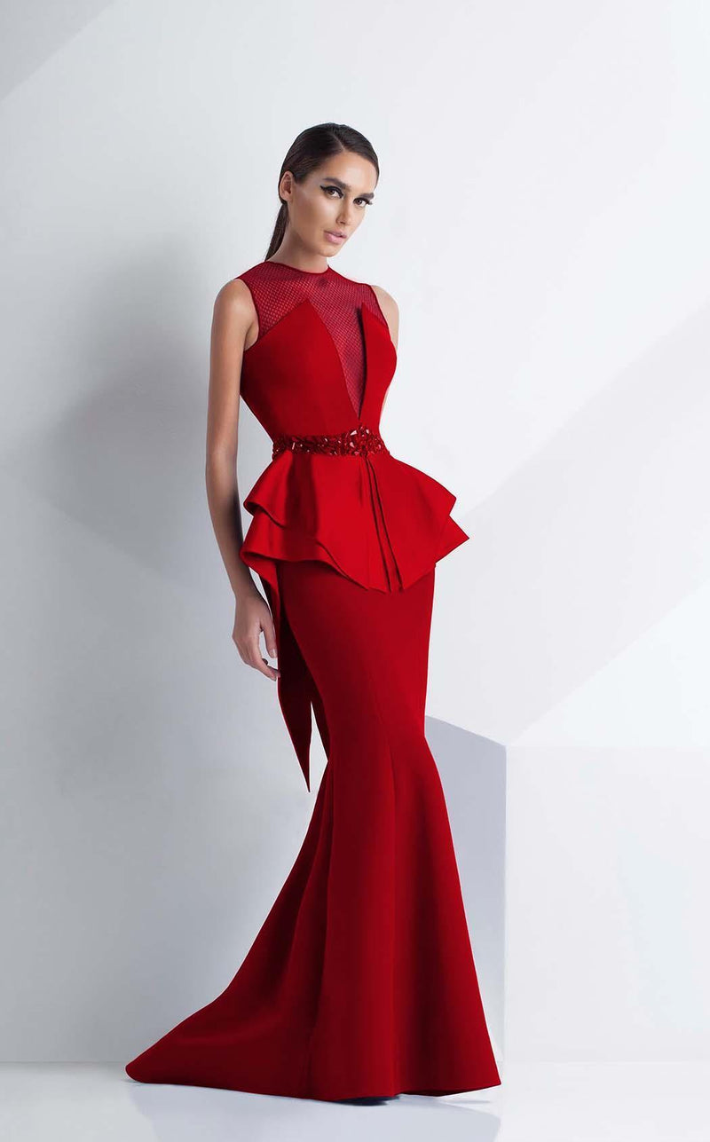 MNM Couture G0787 Red