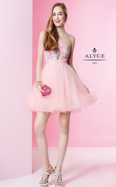 Alyce 1052 Rosewater