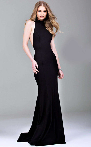 Jovani 50855 Black/White