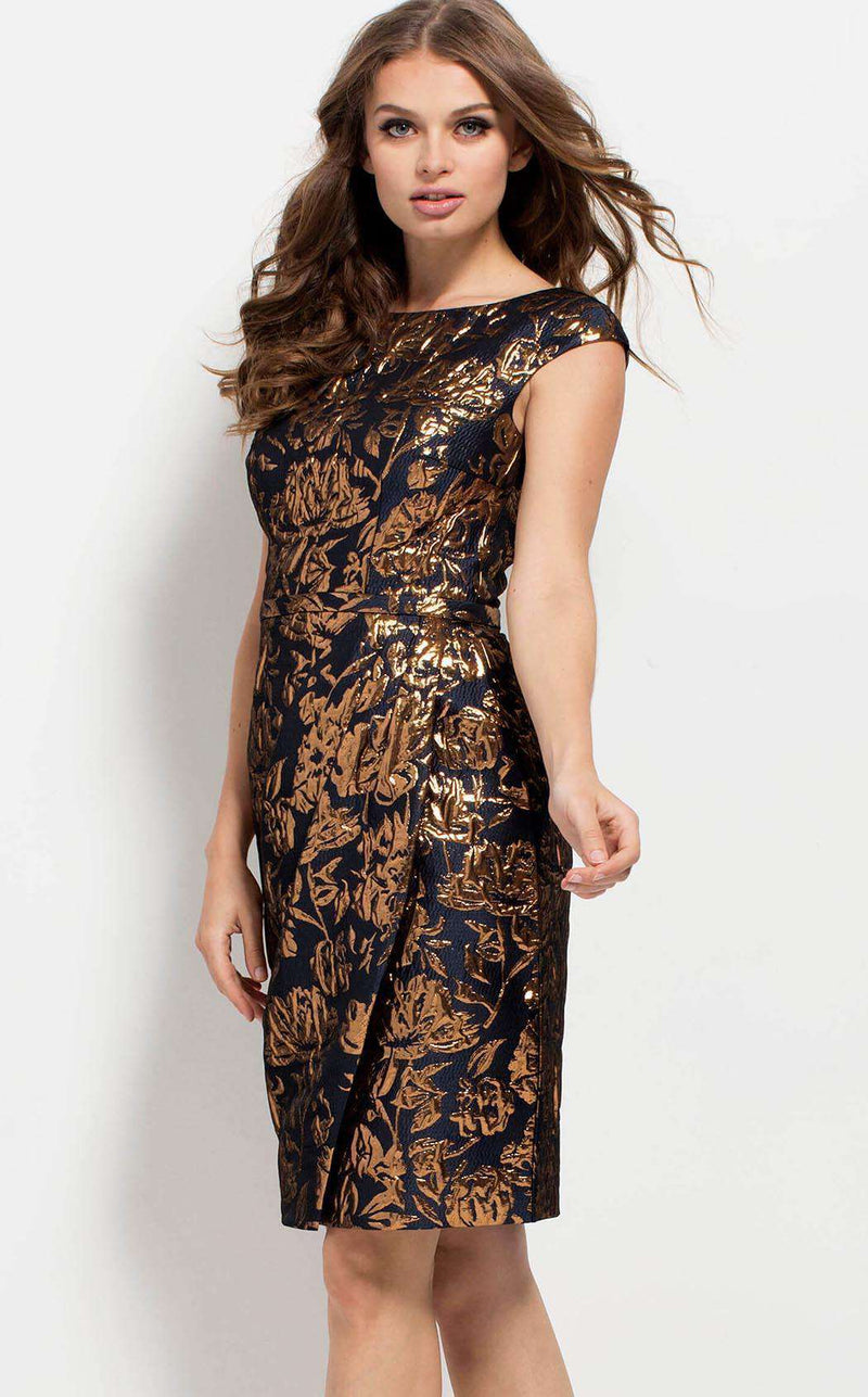 Jovani 51001 Black/Brown