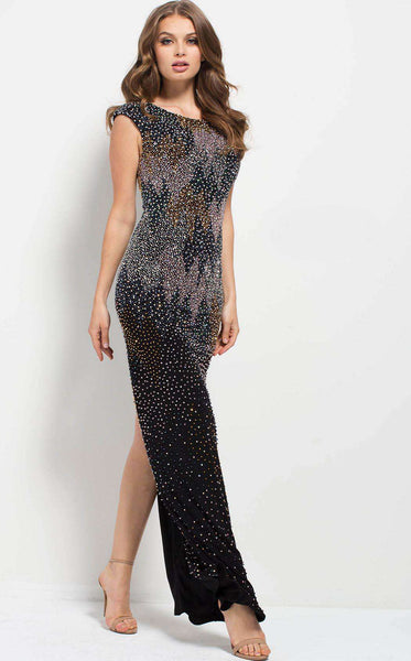 Jovani 51250 Black/Multi
