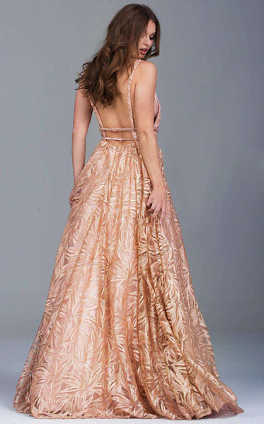 Jovani 51439 Rose/Gold
