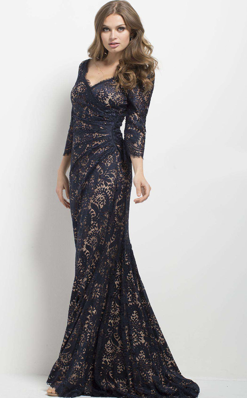 Jovani 39503 Midnight