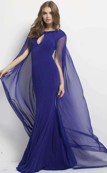 Jovani 46672 Purple