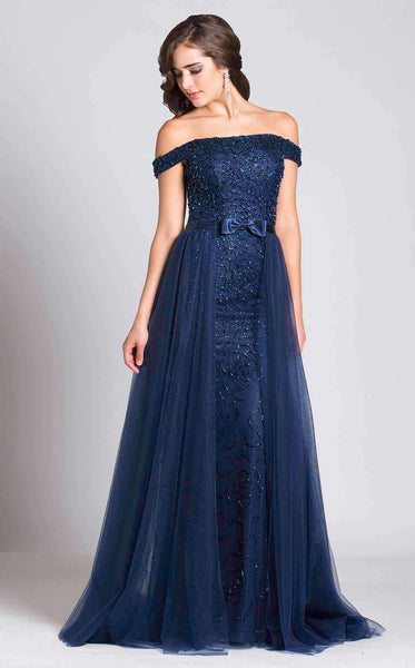 Lara 33537 Dark Blue