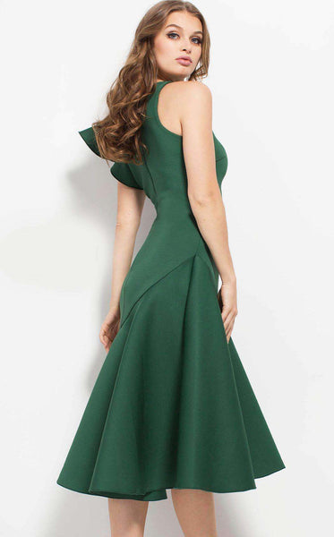 Jovani 52252 Dark Green