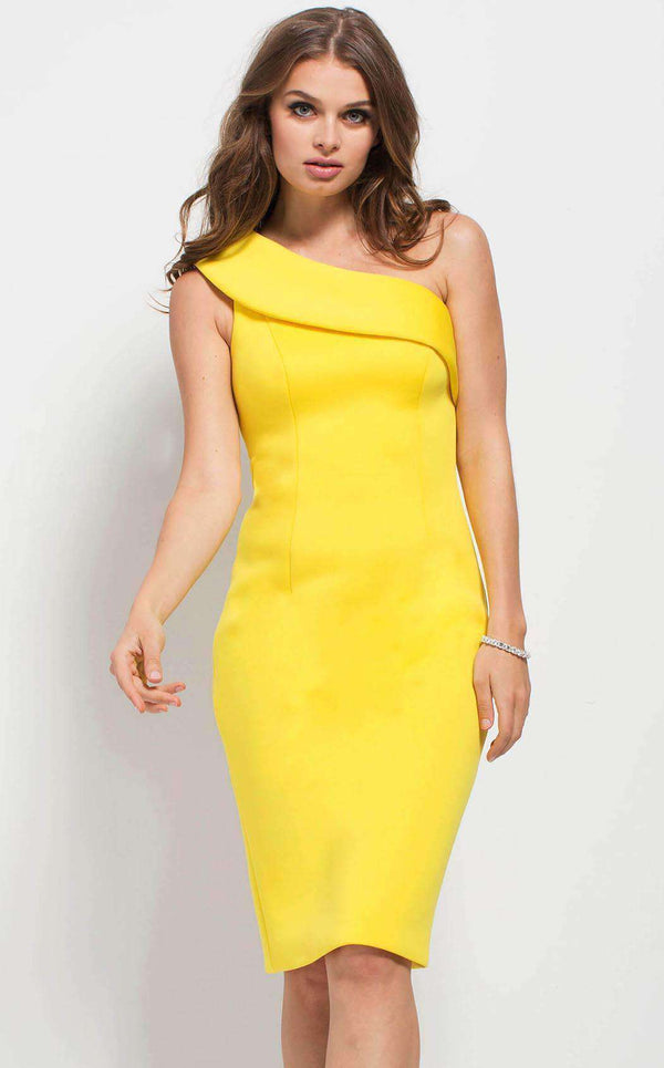 Jovani 59911 Yellow