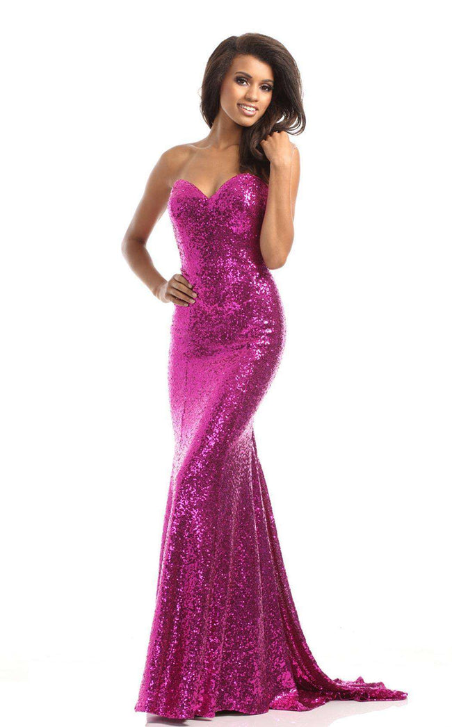 Stunning Johnathan Kayne dresses and gowns - this year\'s collection ...