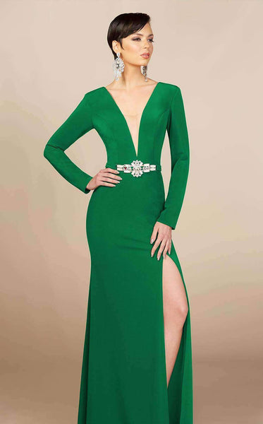 MNM Couture M0006 Green