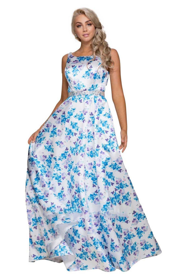 Nox Anabel NX-8290 Floral-Patterns
