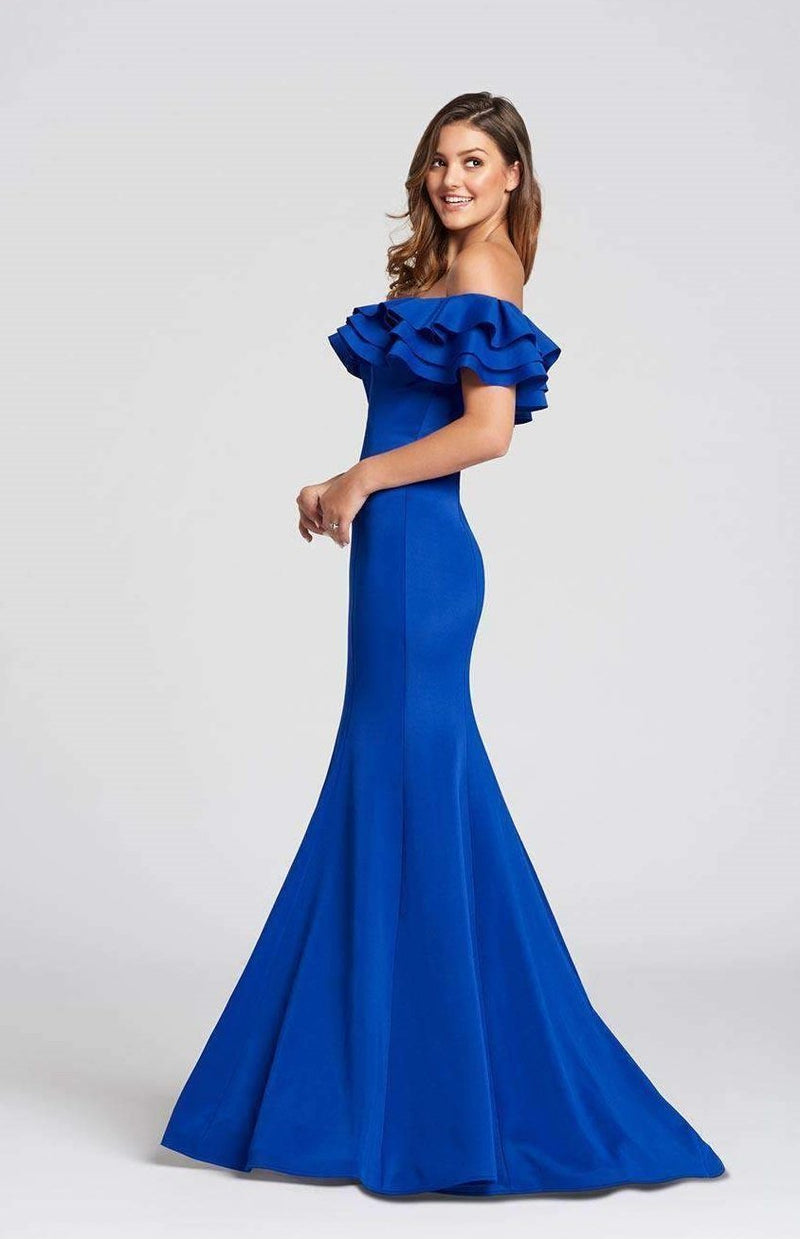 Ellie Wilde EW118004 Royal Blue