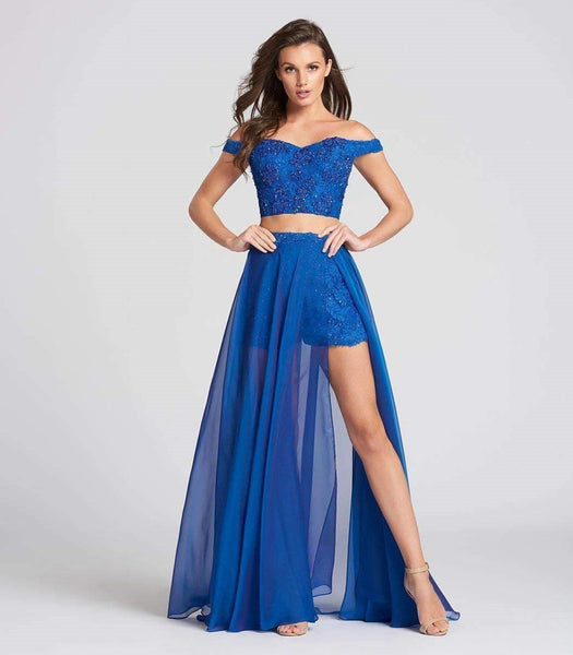 Ellie Wilde EW118015 Royal Blue