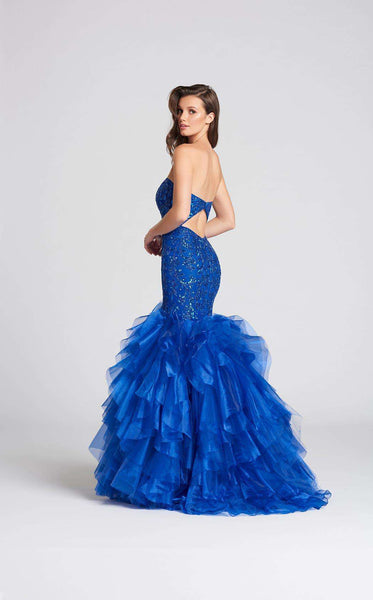 Ellie Wilde EW118016 Royal Blue