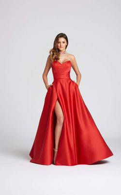 Ellie Wilde EW118020 Red