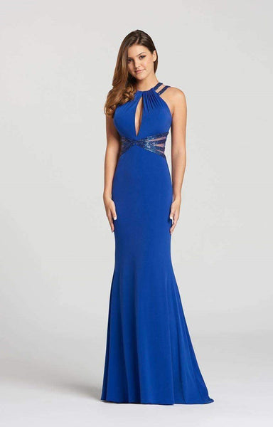 Ellie Wilde EW118137 Royal Blue