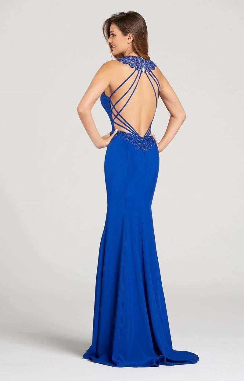 Ellie Wilde EW118144 Royal Blue