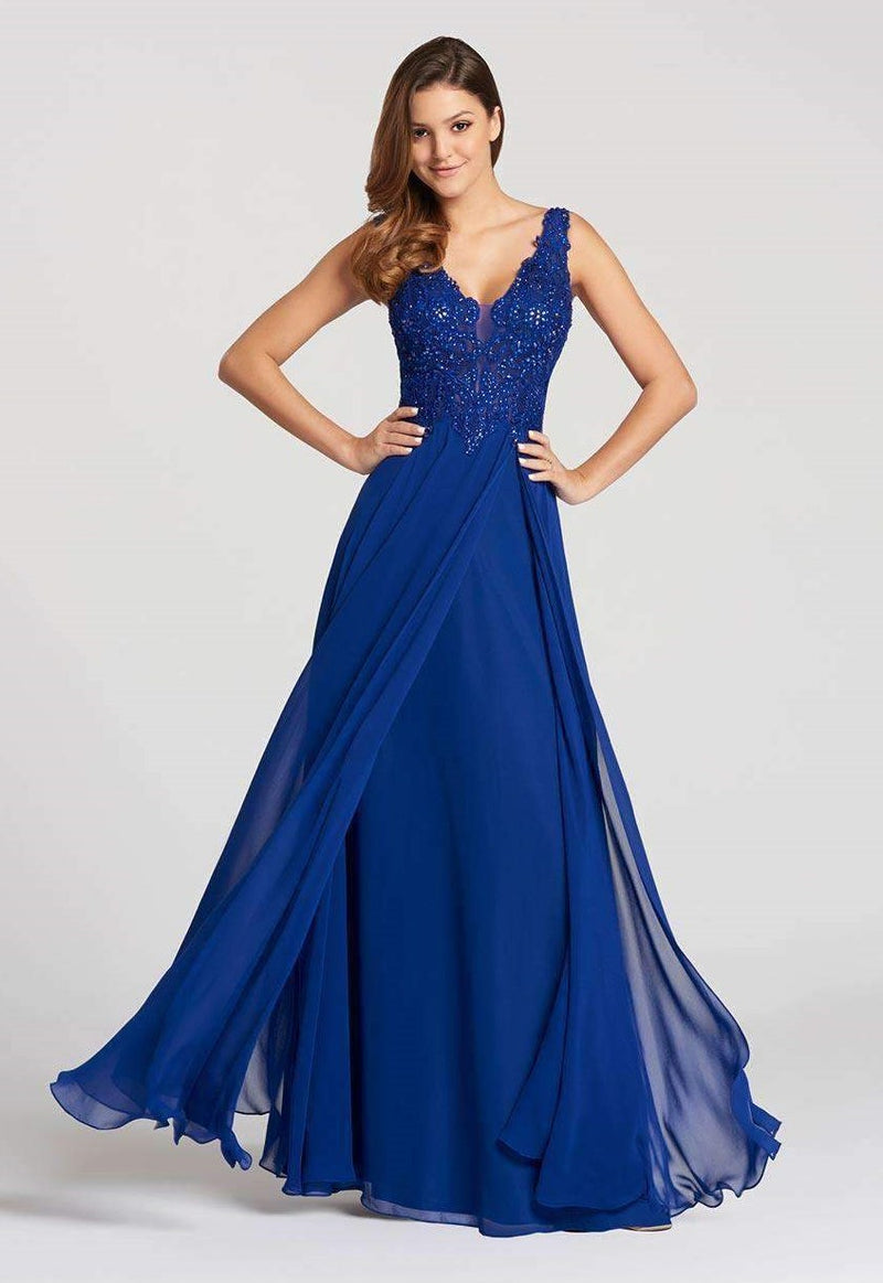 Ellie Wilde EW118150 Royal Blue
