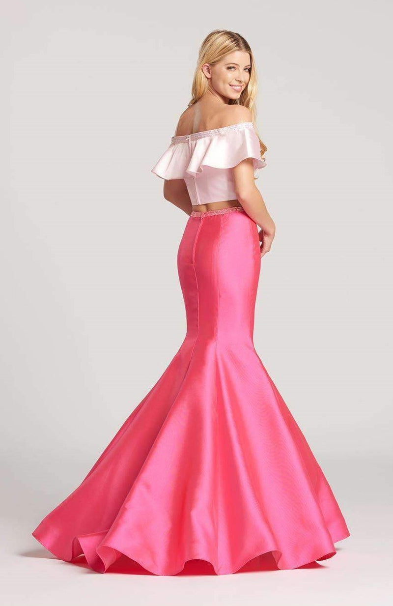 Ellie Wilde EW118162 Pink/Hot Pink