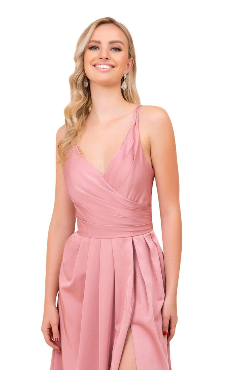 Nox Anabel 8347 Dress Mauve