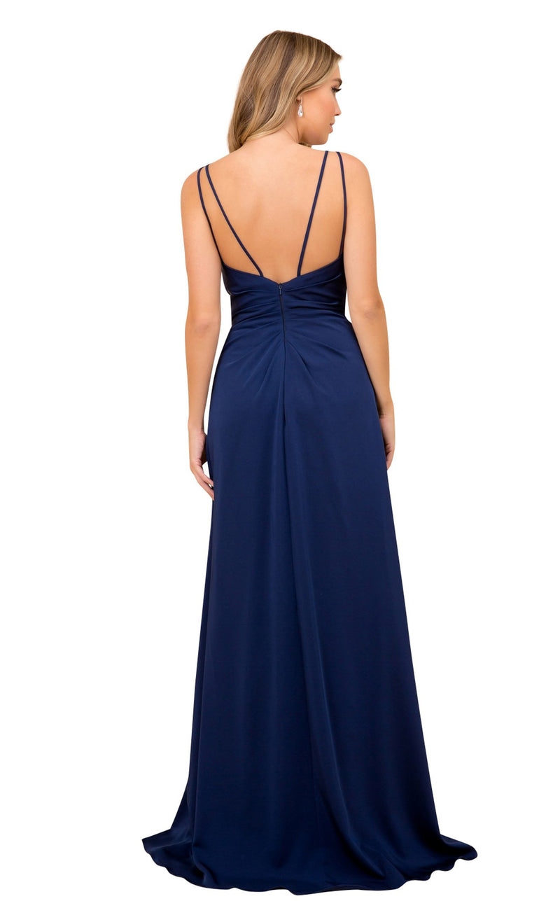 Nox Anabel 8347 Dress Navy-Blue