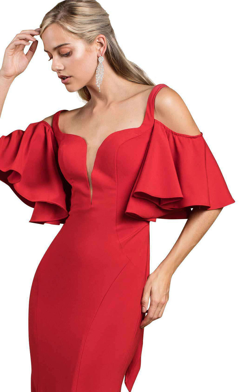 Andrea and Leo A0079 Red